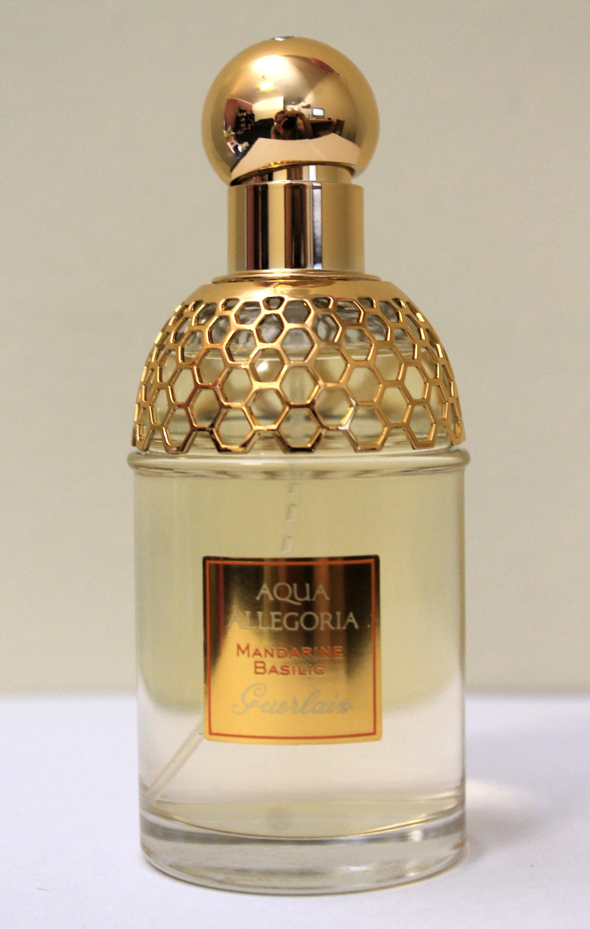 """Guerlain """"aqua ReviewBeauty Basilic"""" AllegoriaMandarine Perfume CBxdoe"""